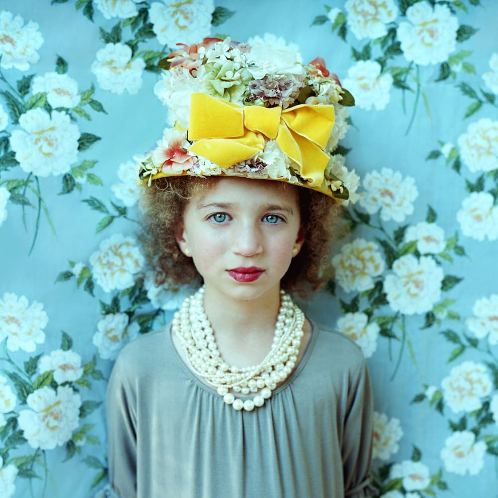 Aline Smithson  Quincy, 2013  Archival Pigment Print  15.5 x 15.5 inches  Series: Spring Fever