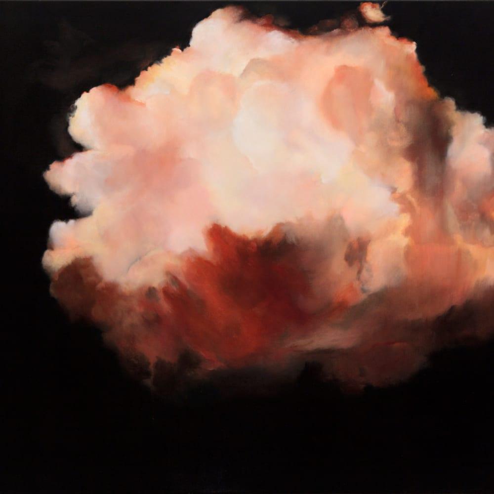 Robyn Penn  Ni ici, ni ailleurs III, 2016  Oil on canvas  100 x 120cms
