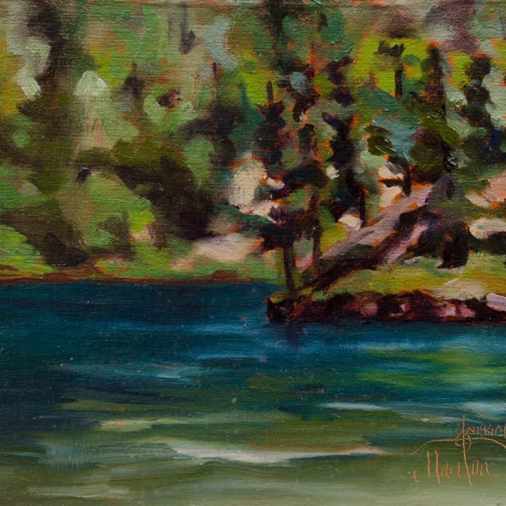 Chinook Lake, Crowsnest