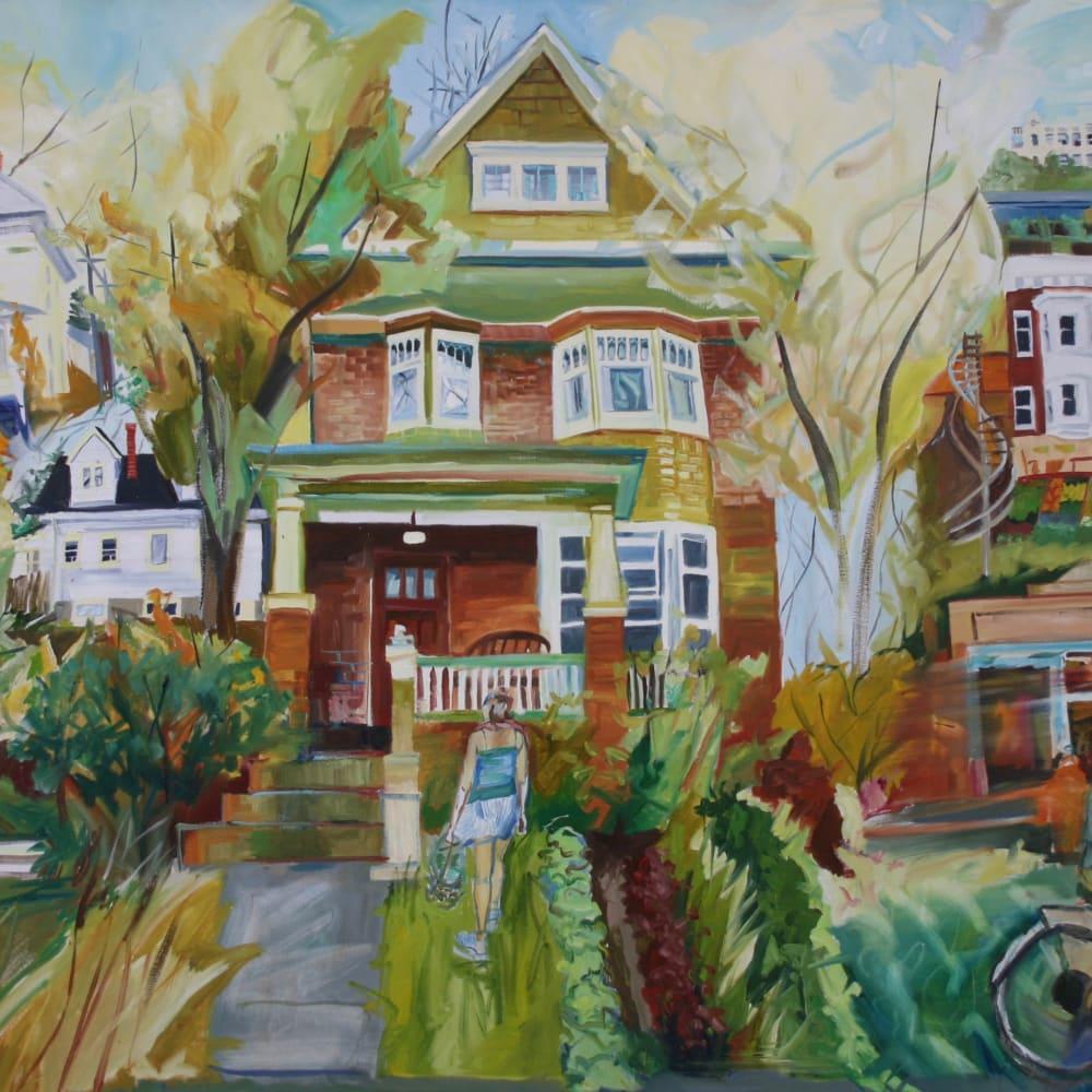 Jill Thomson, Neighbourhood - Books