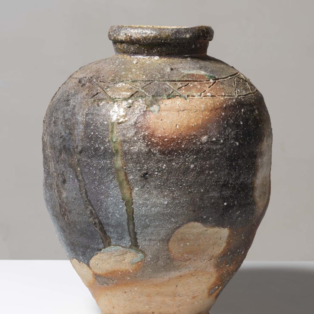 Kiyotsugu Sawa  Big vase #5, 2007  Ceramic  H 46 x D 35 cm