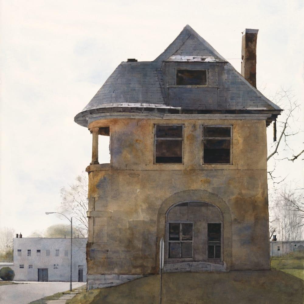 St Louis Urban Mansion