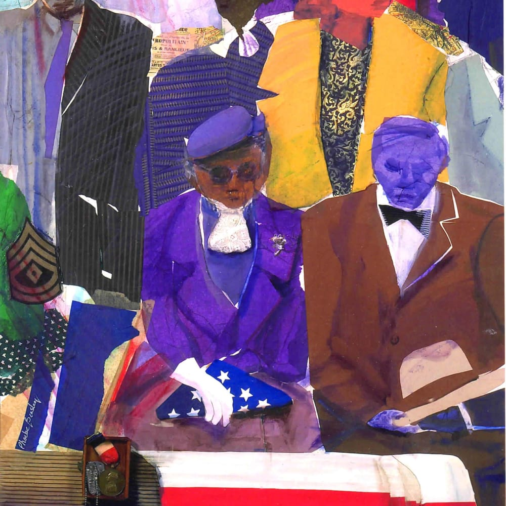 Phoebe Beasley, A Gathering of Stars & Stripes, 2010