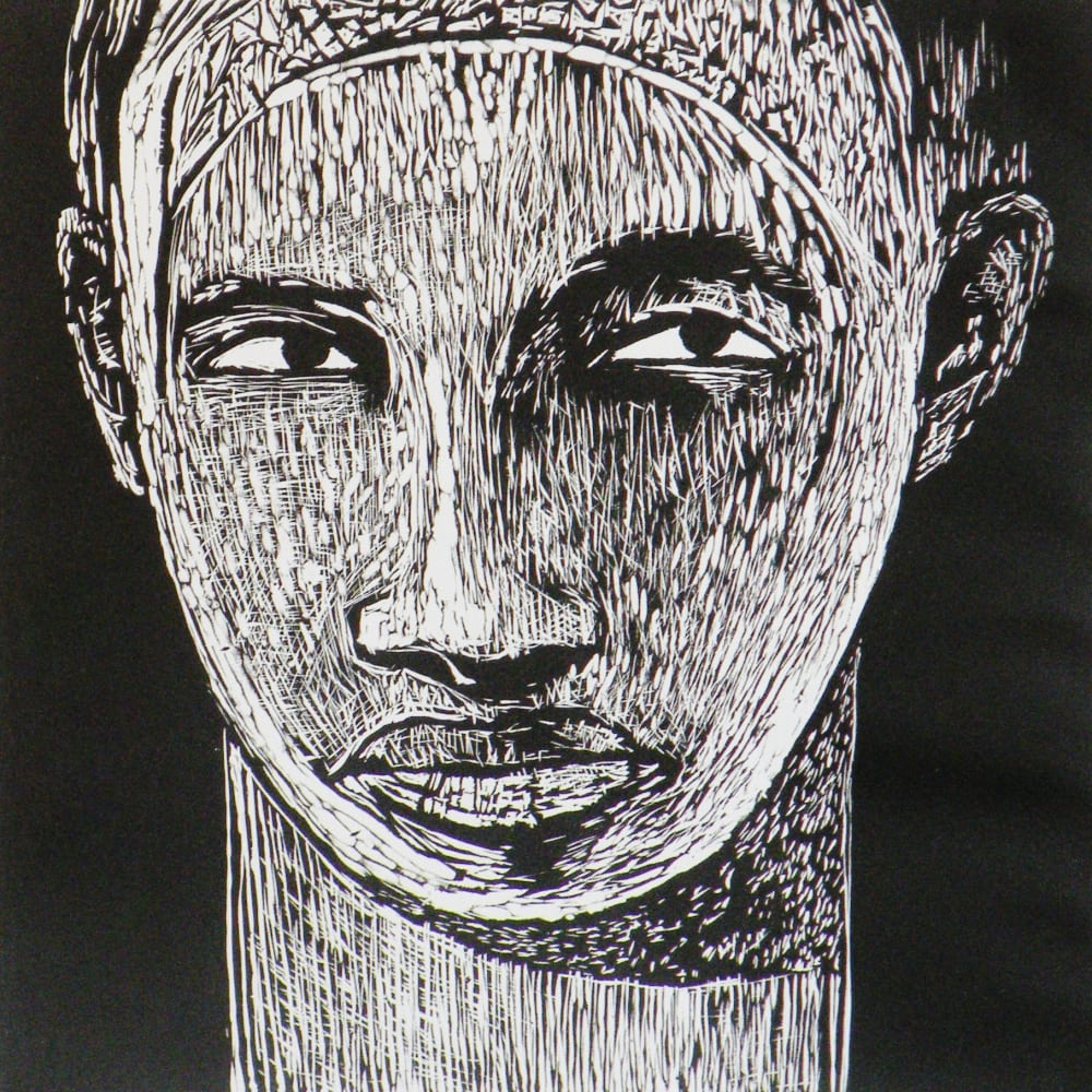 Samella Lewis, I See You, 2005