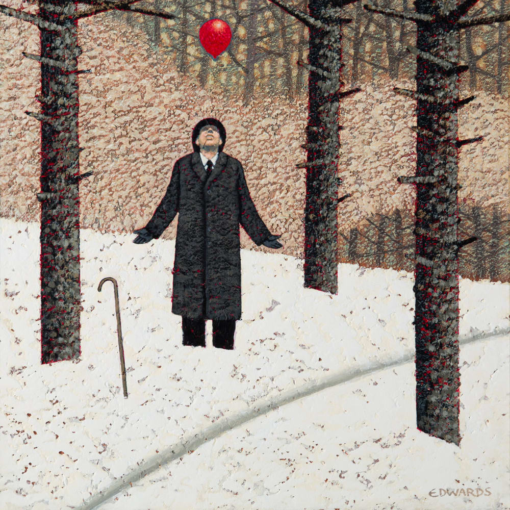 Mark Edwards, The Balloon, 2020