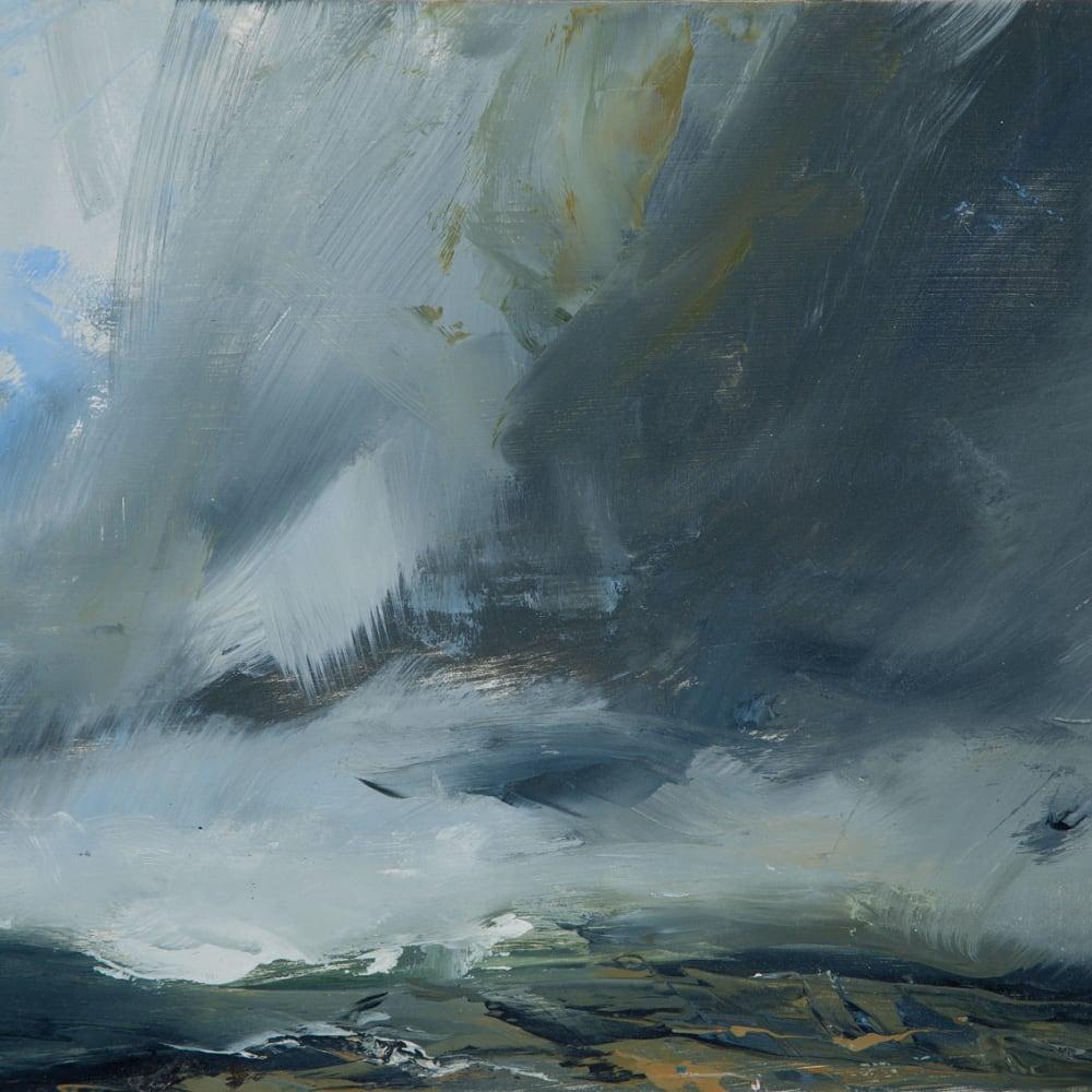 Janette Kerr, Studio View - Brindister