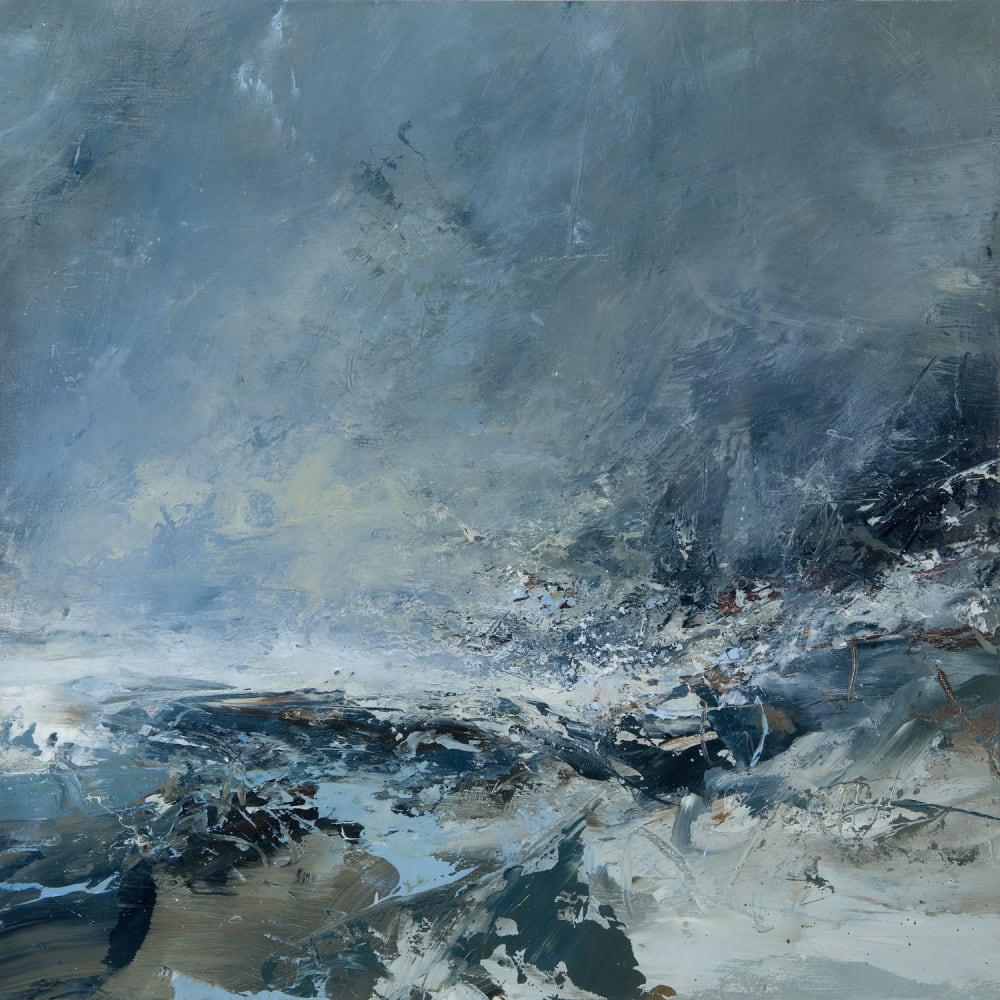 Janette Kerr, Hurricane Abigail I - Scatness