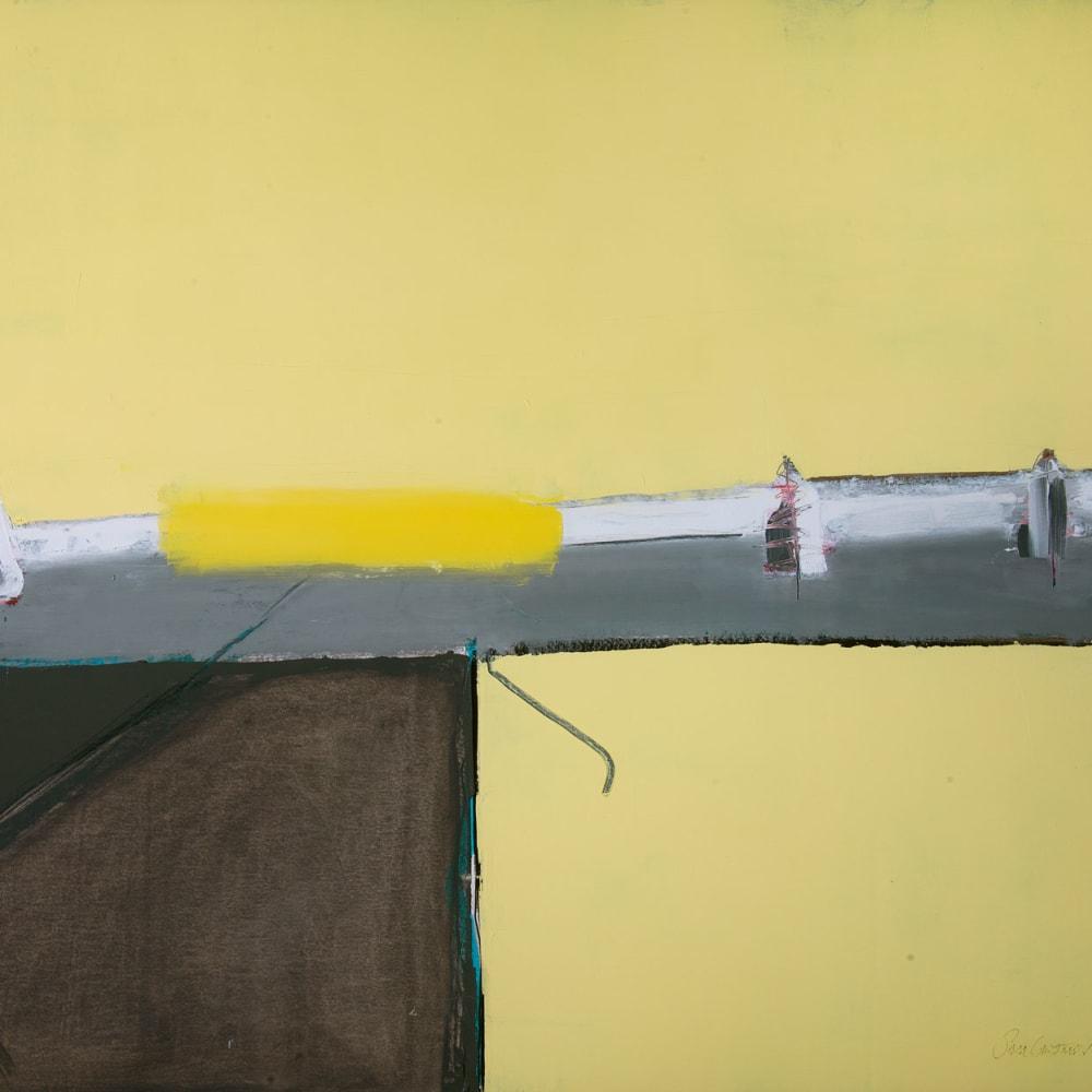 Sam Cartman  Ae Fields  oil on board  61cm x 74cm