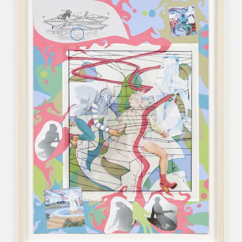 Pieter Schoolwerth, Invisible Social Vandalism #00, 2018