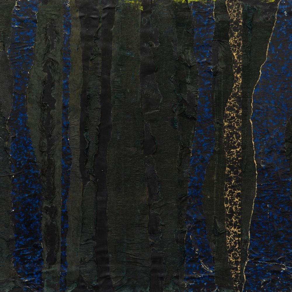 Mohamed Melehi, Nuances 2, 1959
