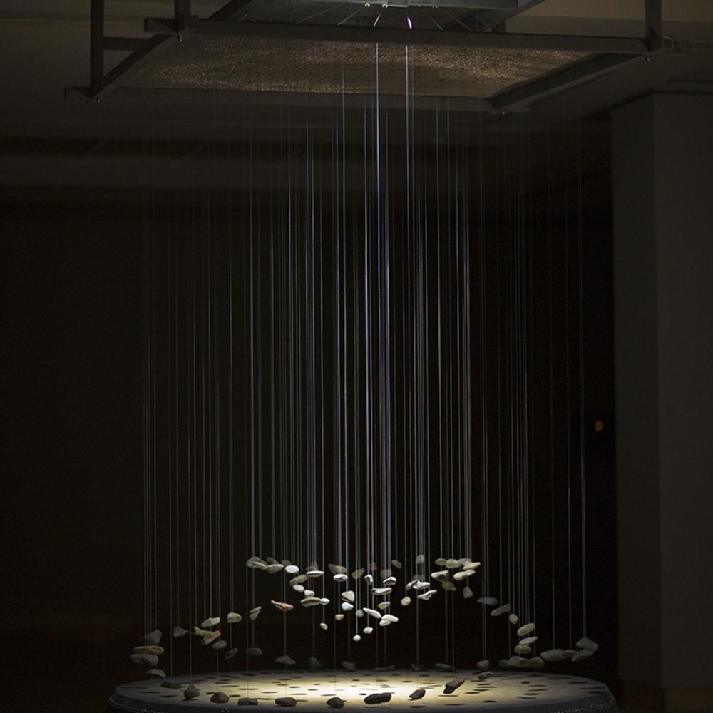 Tang Jie 湯杰, Stone Story, 2015