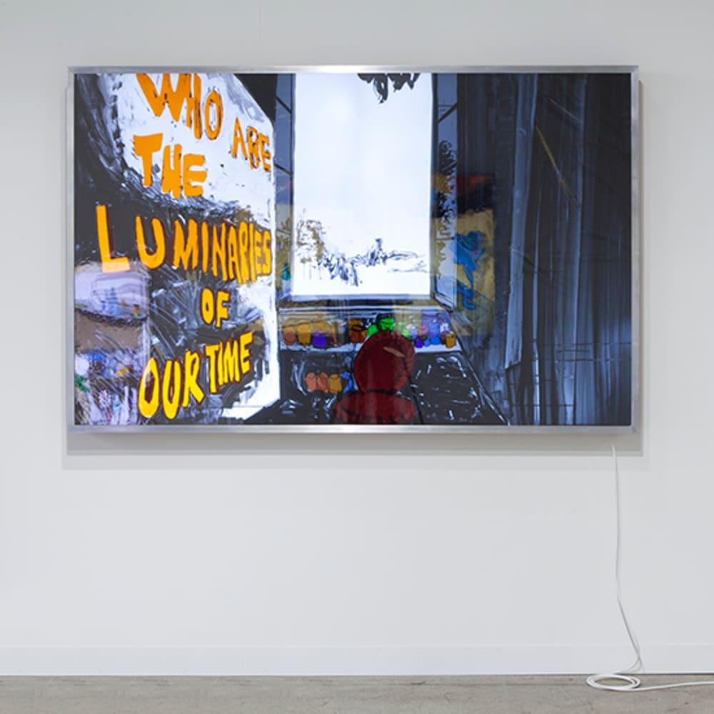 T. Kelly Mason, Corso Monforte 23 Fontana Studio (Fontana Studio), 2014