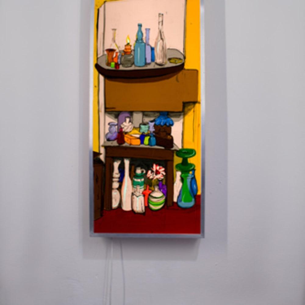 T. Kelly Mason, Via Fondazza 36, Bologna, (Morandi Studio #2), 2014