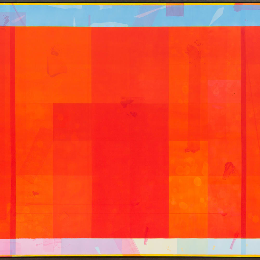 Maximilian Daniels  Sunset, 2019  oil on canvas  153 x 213cm