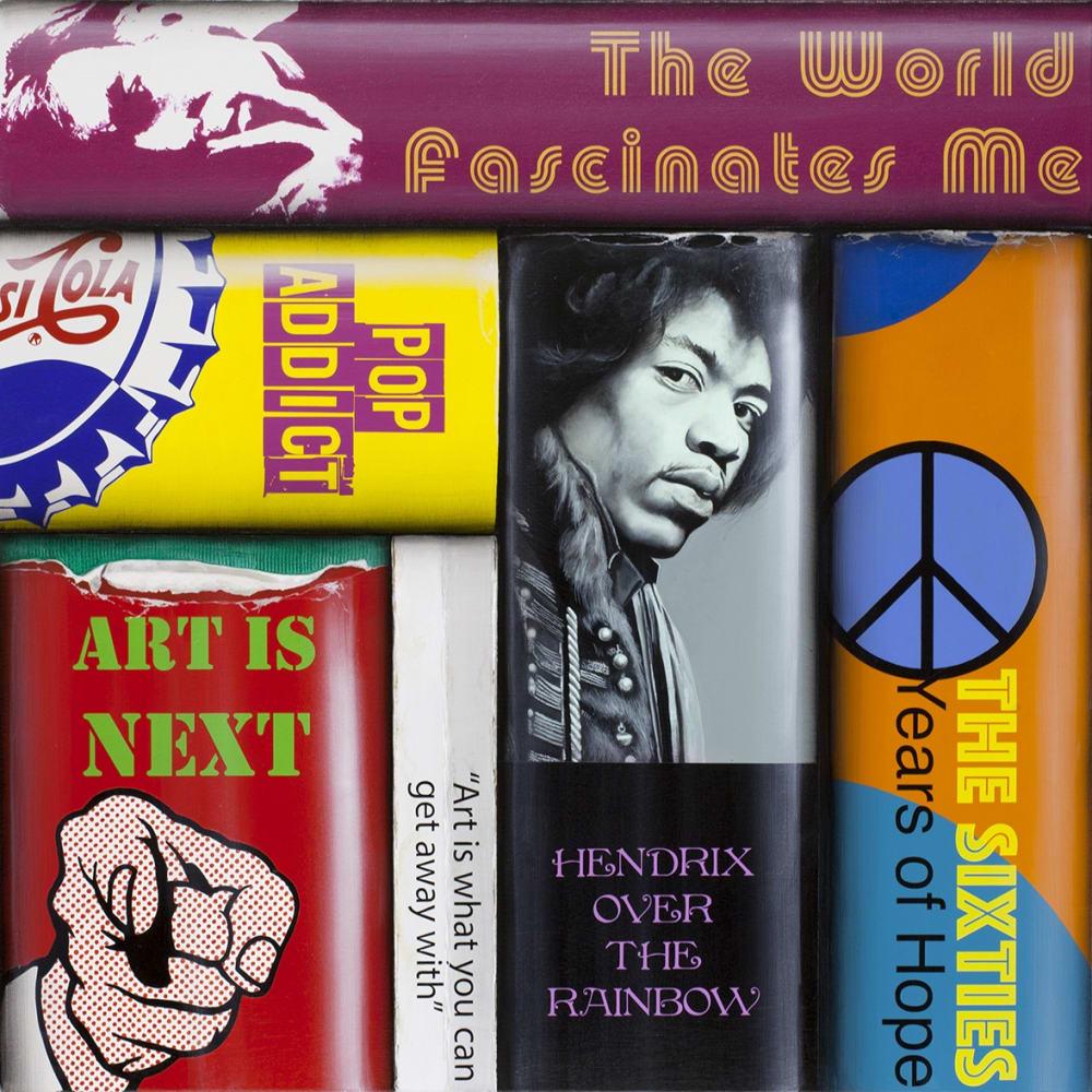 Paul Beliveau, Vanitas 16.01.04 (Jimi Hendrix)