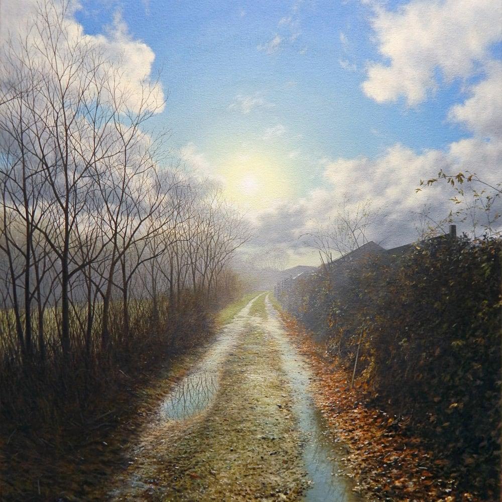 Steve Whitehead, Winter Lane