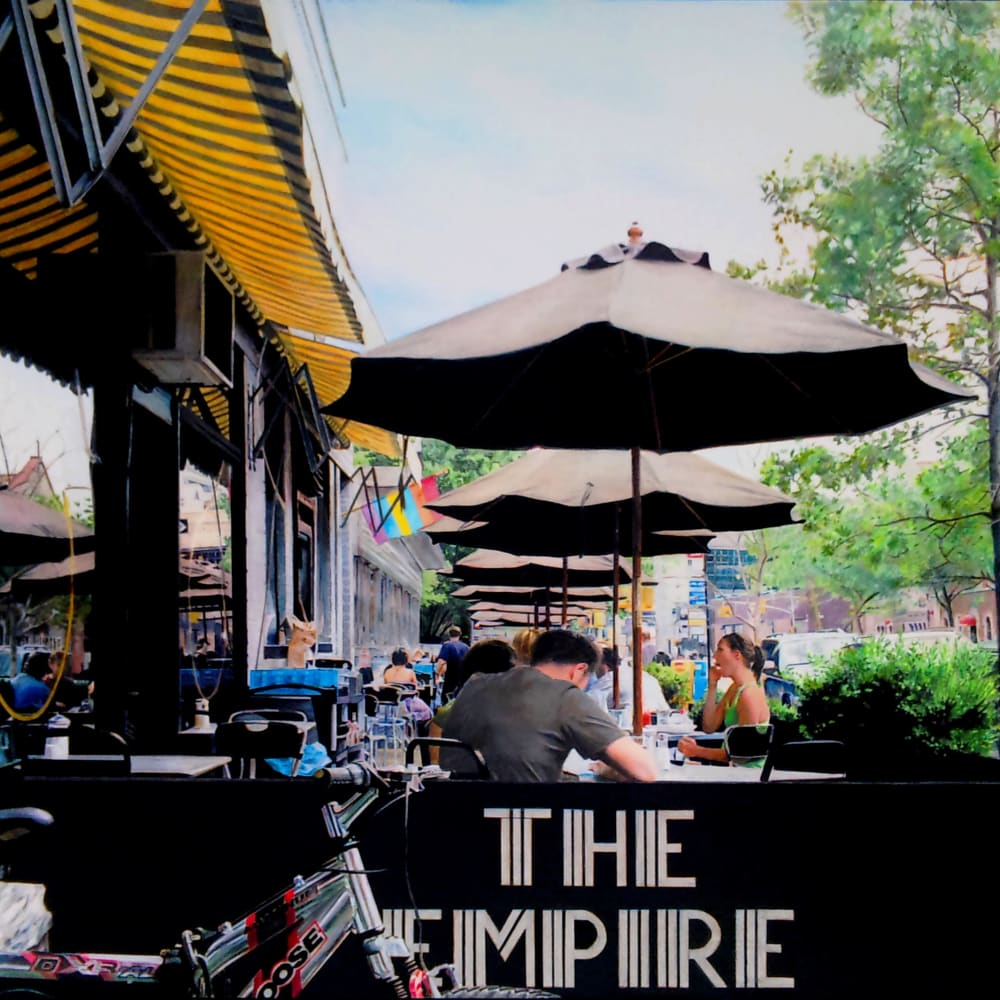Romain E., The Empire