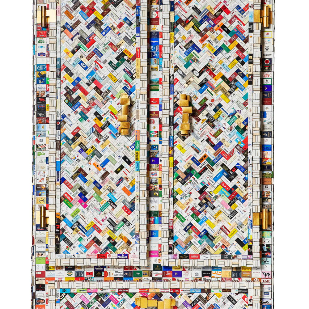 Diederik Schneemann, Matchbox King cupboard