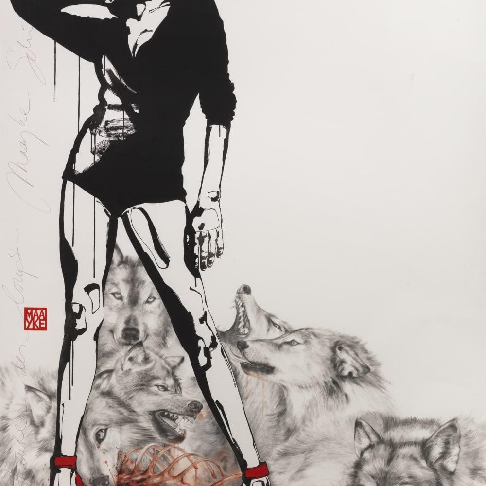 Maayke Schuitema, L'heure des Loups