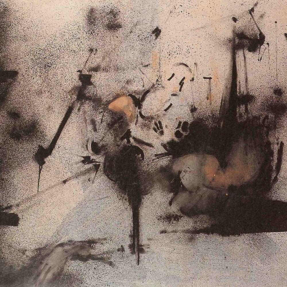 John LATHAM, Untitled, 1956