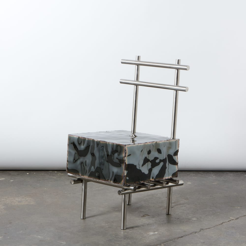Michael Gittings, Stocky Chair, 2019
