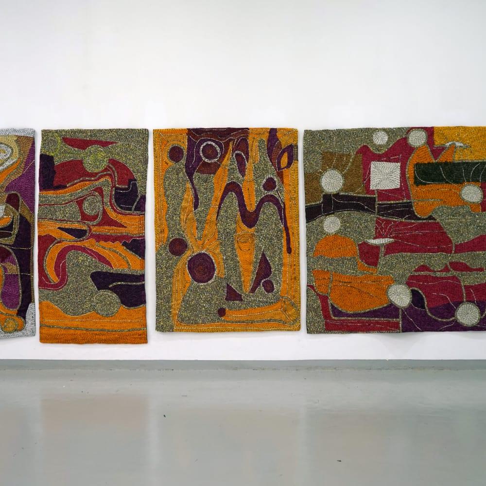 Sanaa Gateja, Paths, 2020