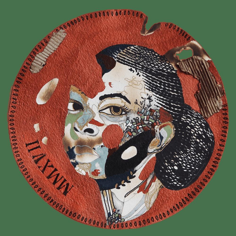 Modupeola Fadugba, At Face Value IV, 2017
