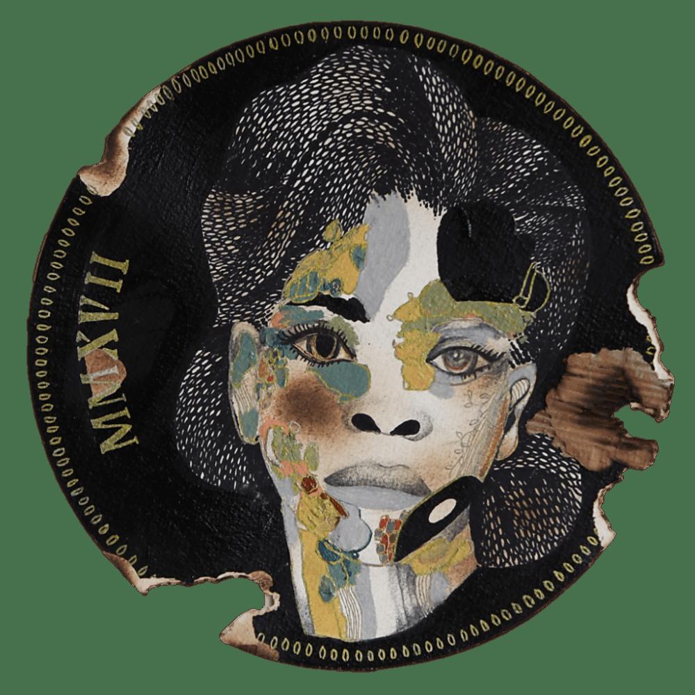 Modupeola Fadugba, At Face Value II, 2017