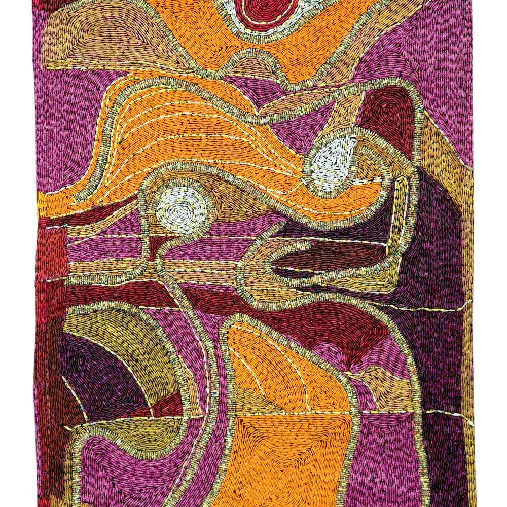 Sanaa Gateja, Paths 2 - Woman Untitled II, 2020