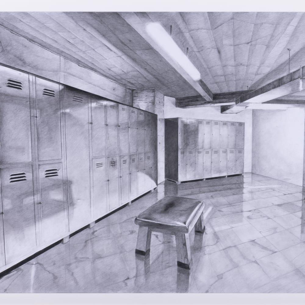Mohamed Saïd Chair, Cloakroom, 2018
