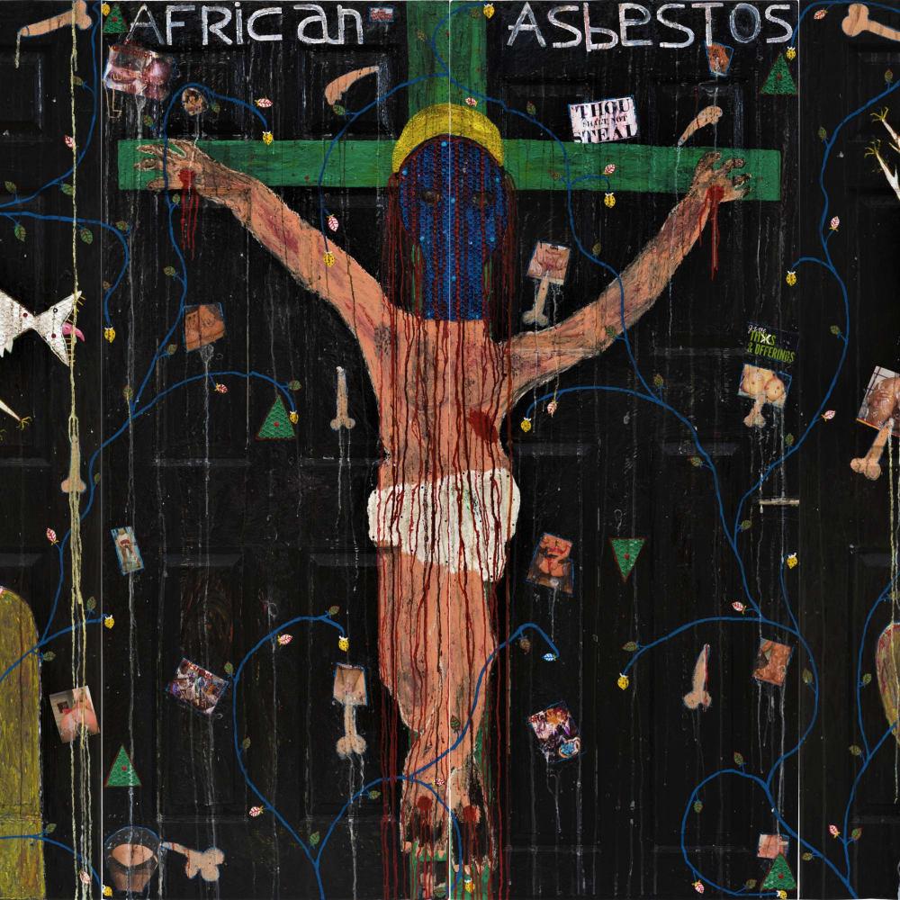 Adjani Okpu-Egbe, African Asbestos, 2019