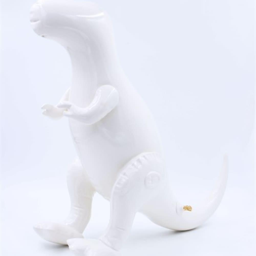 Large White T-Rex
