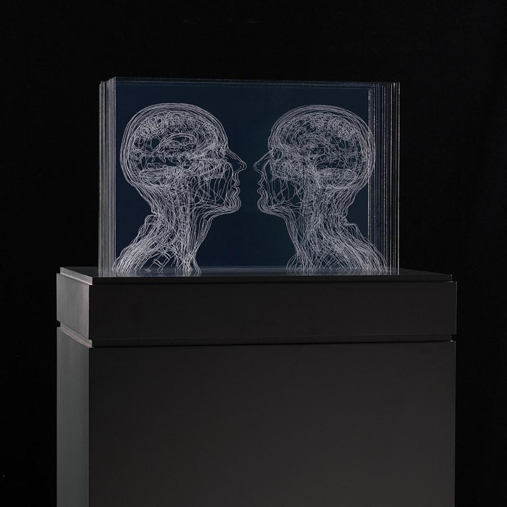 Angela Palmer, Brain of the Artist