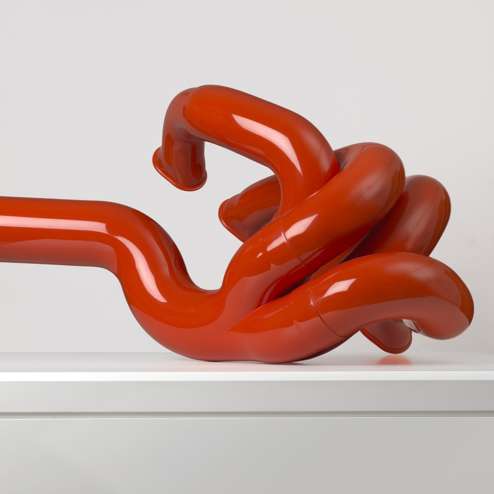 Angela Palmer, Red Hot Orange Exhaust