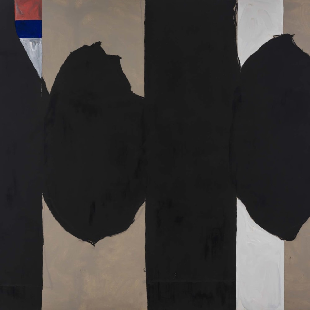 Elegy to the Spanish Republic No.130, 1974-1975, Acrylic on Canvas, 243.8 x 304.8 cm