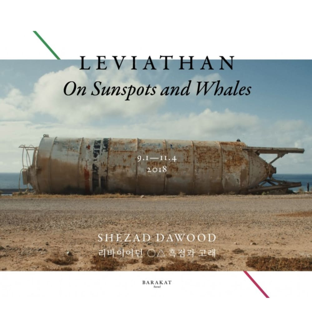 Shezad Dawood - Leviathan On Sunspots and Whales