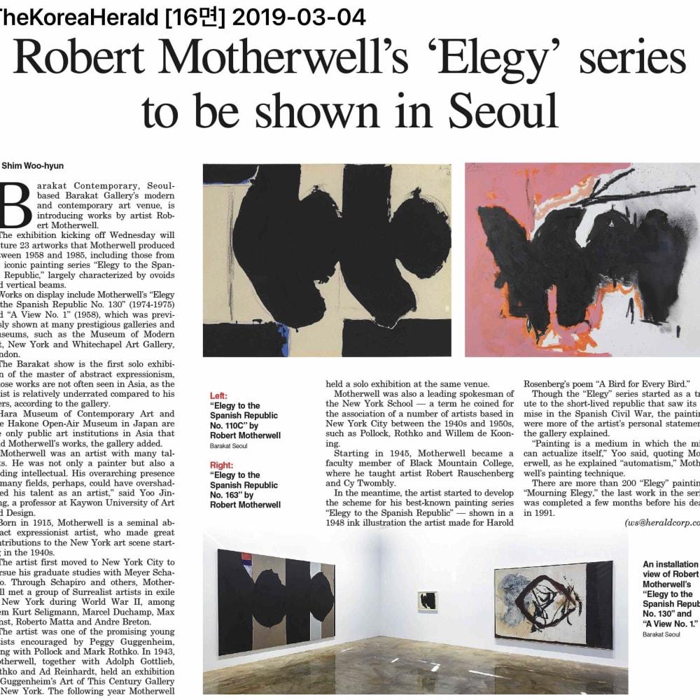 Korea Herald, March 3rd