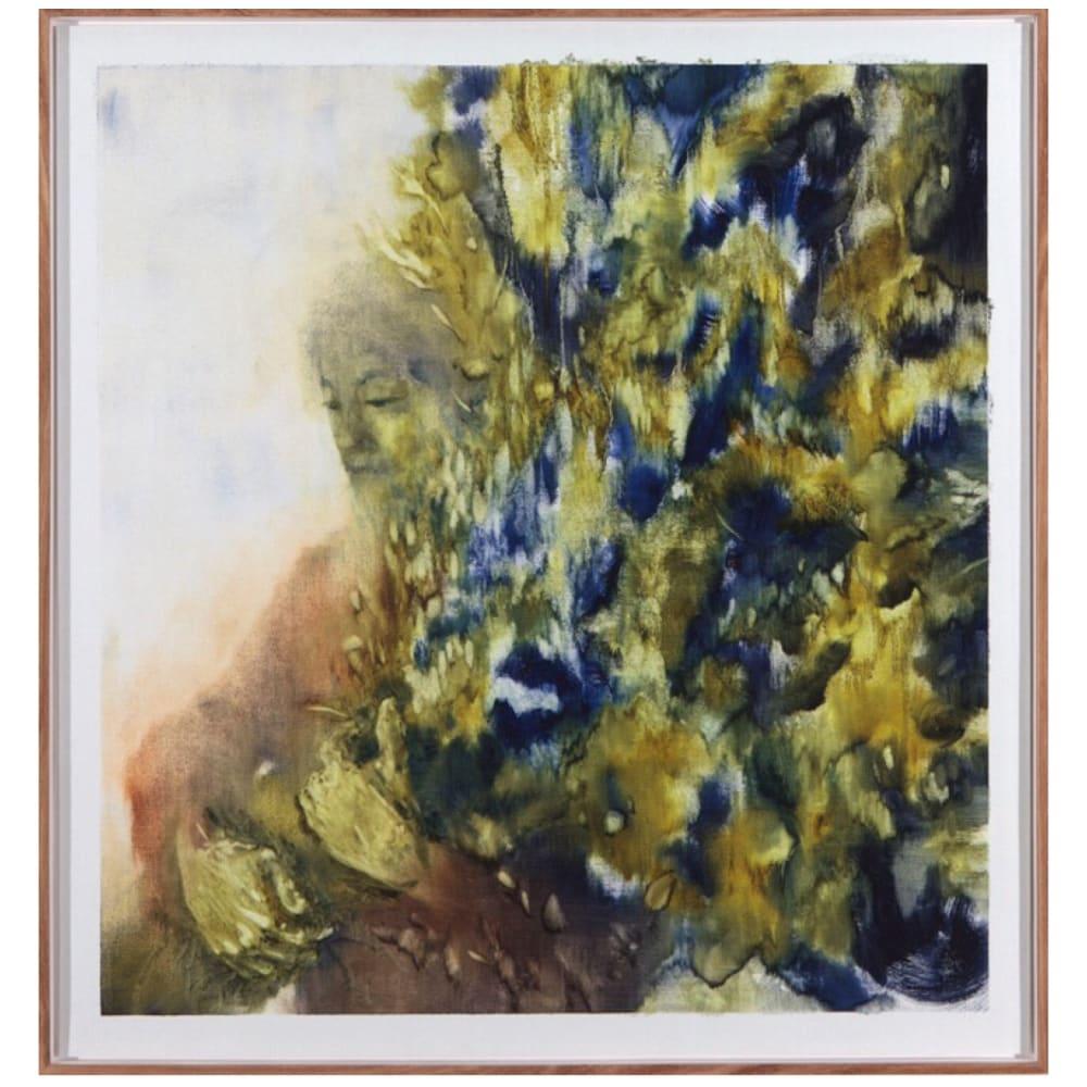 Sarah Biggs, 2017, oil on linen, 87 x 83 cm