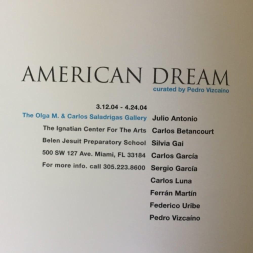 American Dream Group Exhibit