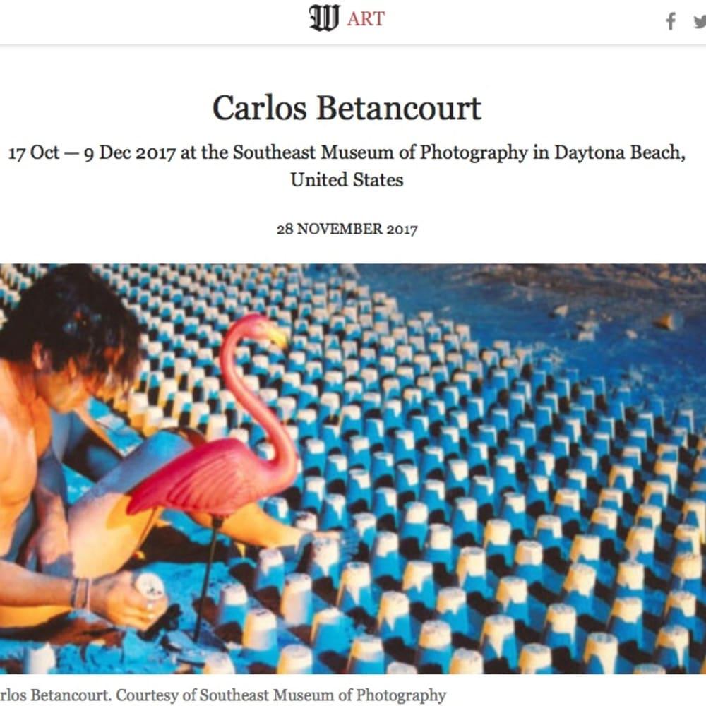 Wall Street Journal International Magazine Art Review