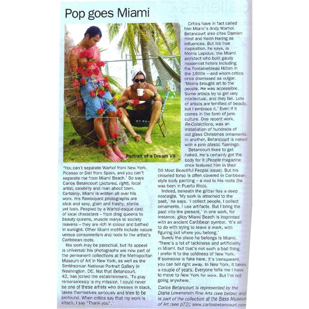 Time Out Pop Goes Miami