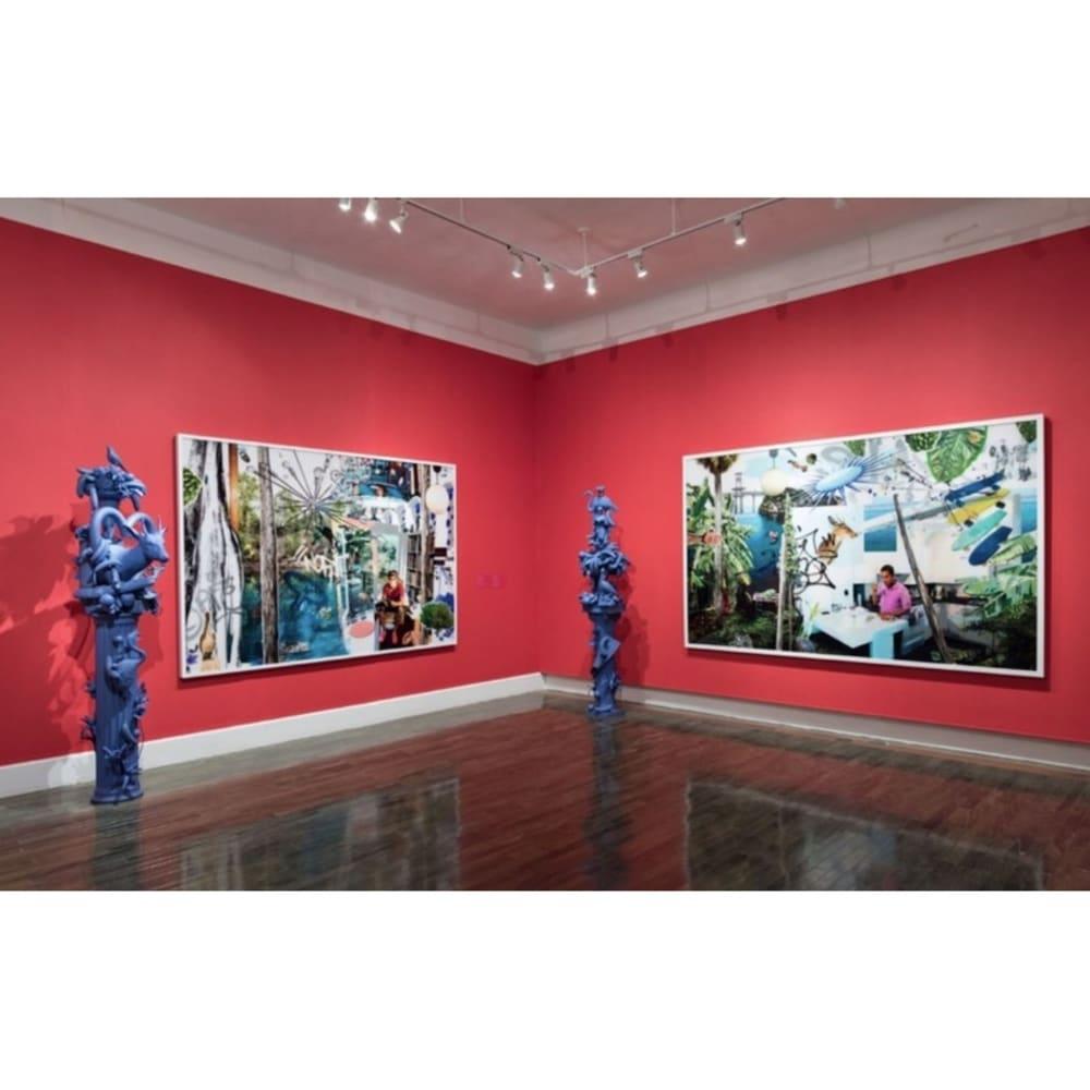 Vesica Piscis: Carlos Betancourt artworks presentation by Jochi Melero
