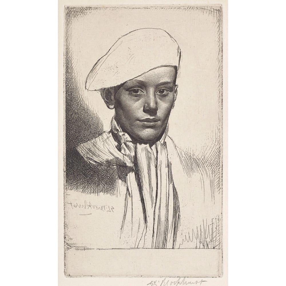 Gerald Leslie Brockhurst