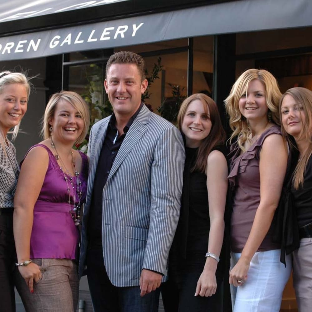 The Floren team looks forward to welcoming you to our gallery