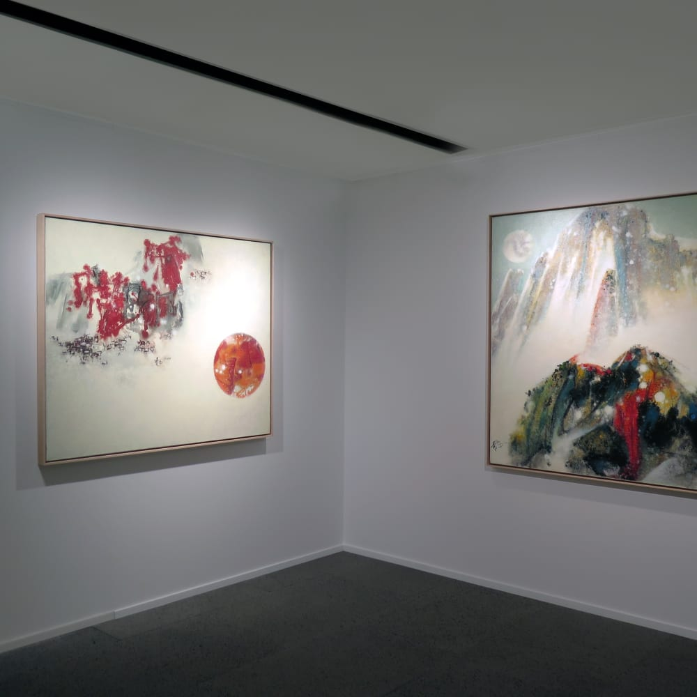 Hu Chi-Chung - Solo Exhibition