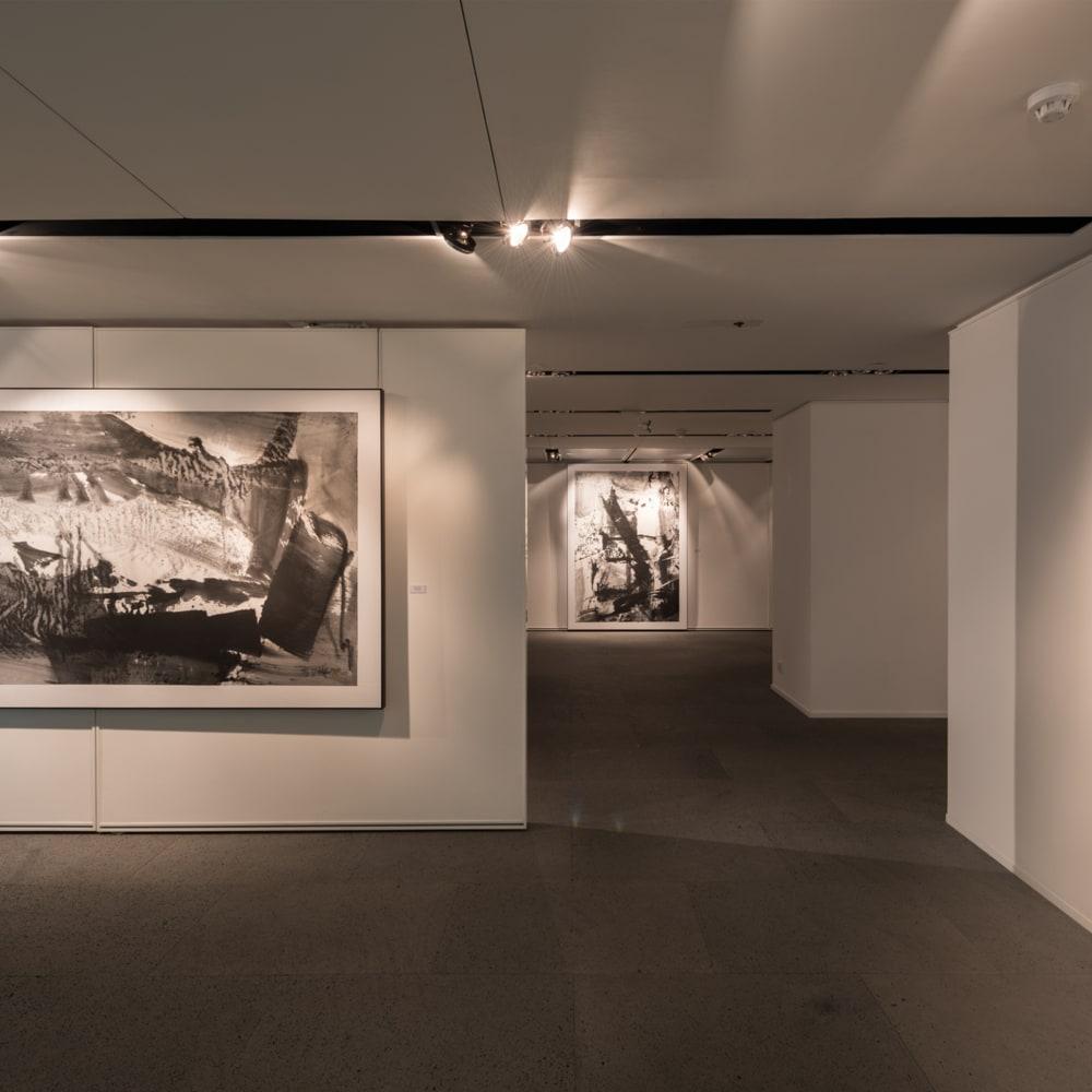 Lan Zhenghui - Solo Exhibition