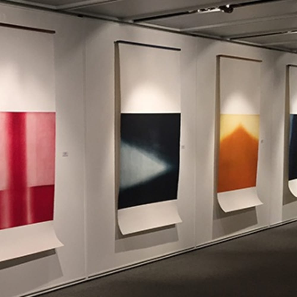 Group Exhibition - Fields of Abstraction