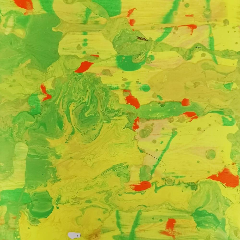 Li Lei 李磊 立春2020之1 Acrylic on canvas 布上丙烯 50 x 40 cm, 2020