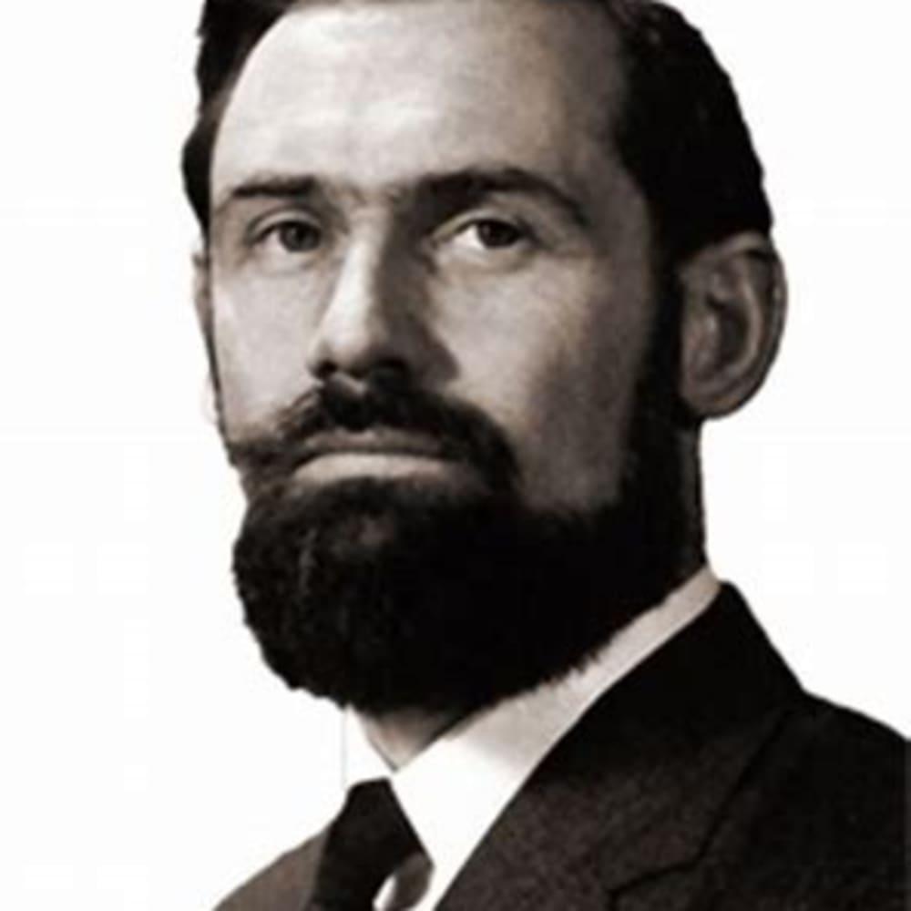 Roger Hampson aged 42