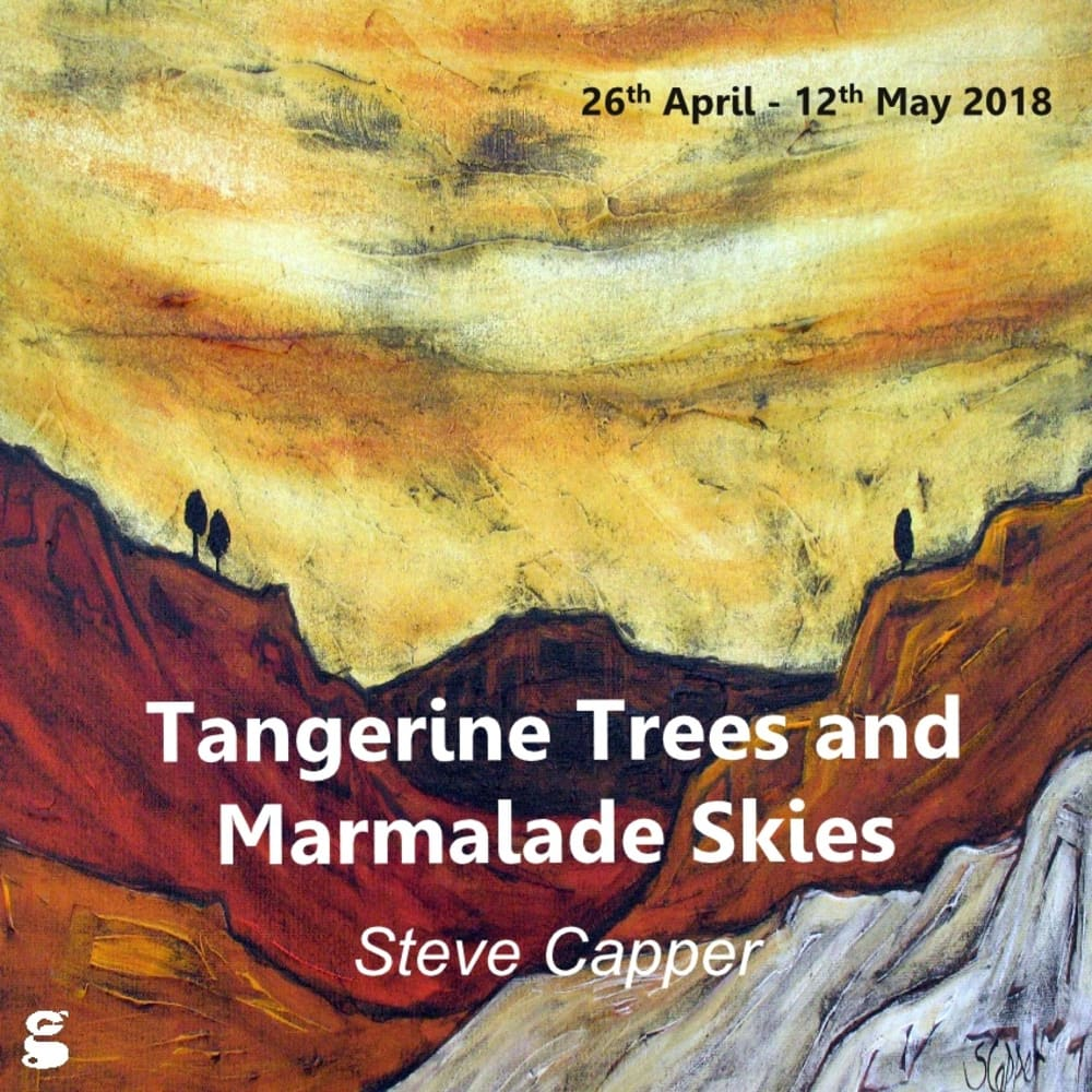 Tangerine Trees and Marmalade Skies